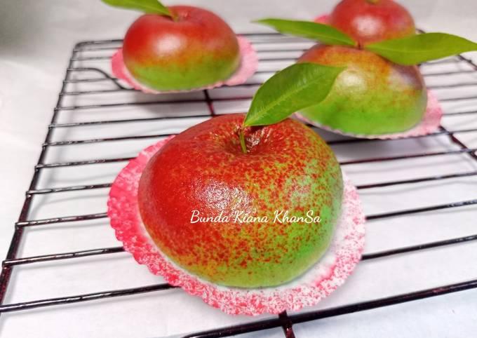 Bakpao buah apel - projectfootsteps.org