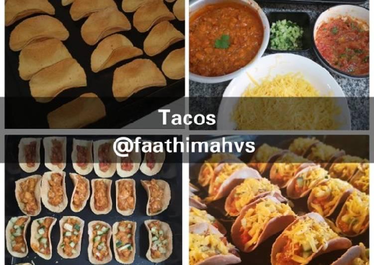 Recipe of Favorite Mini Tacos!