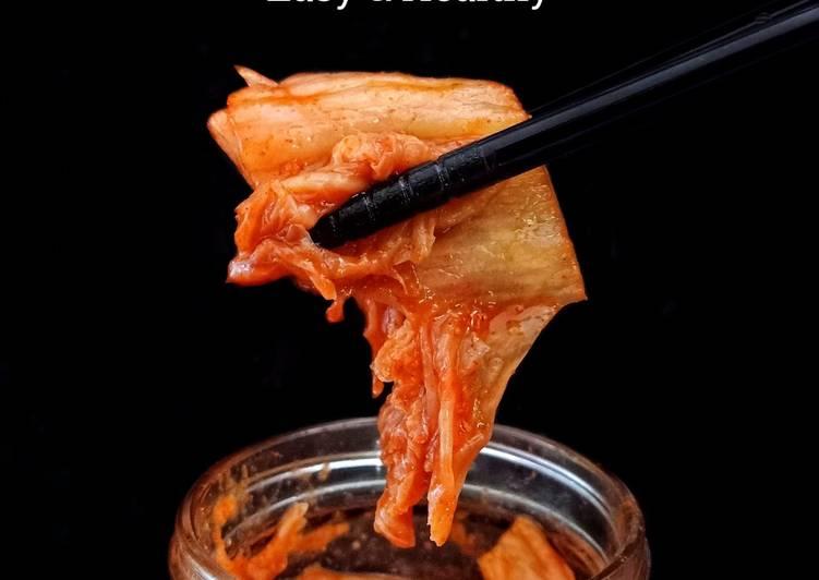 Kimchi Instan