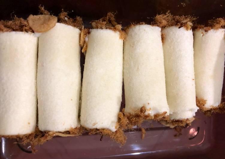 Roti Abon 3 Bahan
