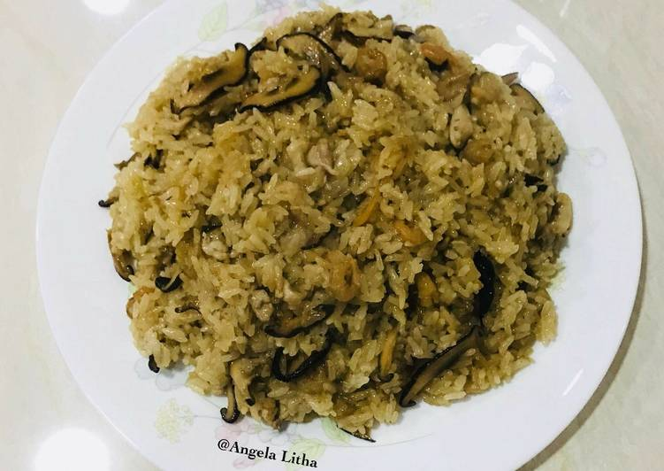Nasi minyak,you fan #taiwan food