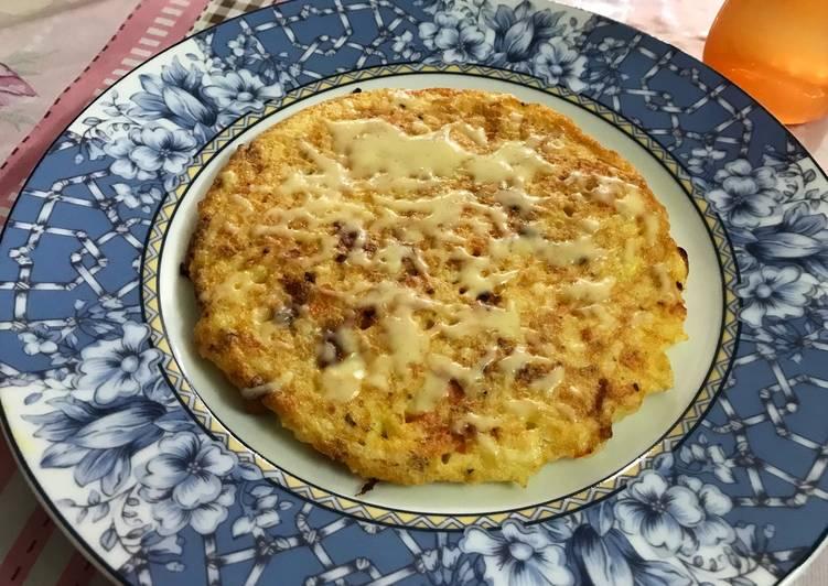 Pizza Nasi (12m+)