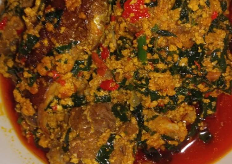 What is Dinner Easy Winter Egusi soup