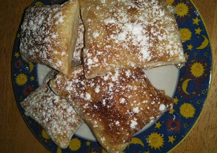 Recipe of Ultimate Puff pastry French toast