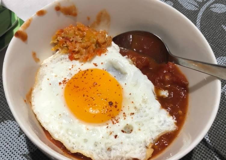 Oseng tomat