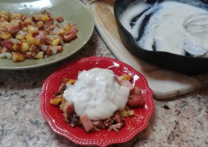 SPAM Breakfast Skillet
