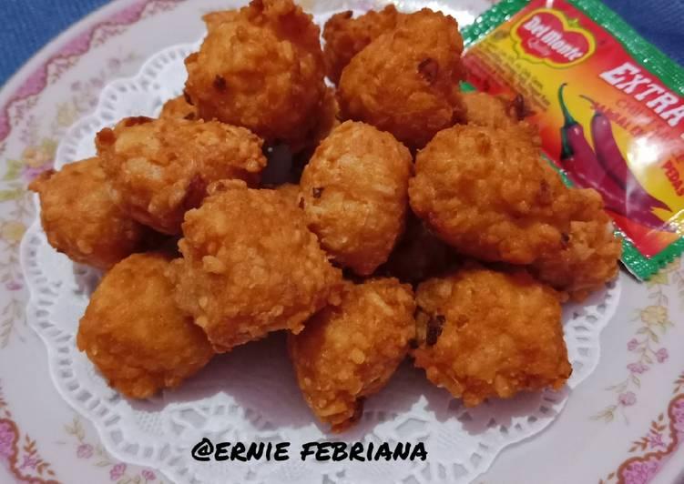 Resep Ayam Popcorn Kw Ala Debm Oleh Ernie Febriana Cookpad