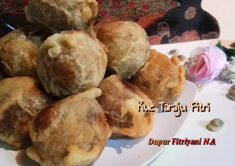 Resep Kue Taraju Madu Ala Dapur Fitri Oleh Dapur Fitri 82 Cookpad