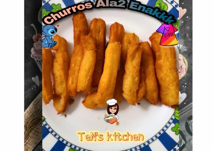 Churros Ala2 Enakkkk 😍