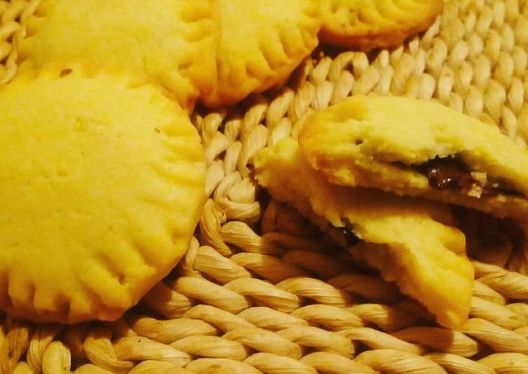 Ricetta Biscottini al cioccolato misto