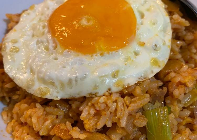 Nasi Goreng Kimchi Korea