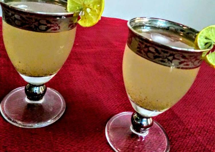Shikanji (indian lemonade)