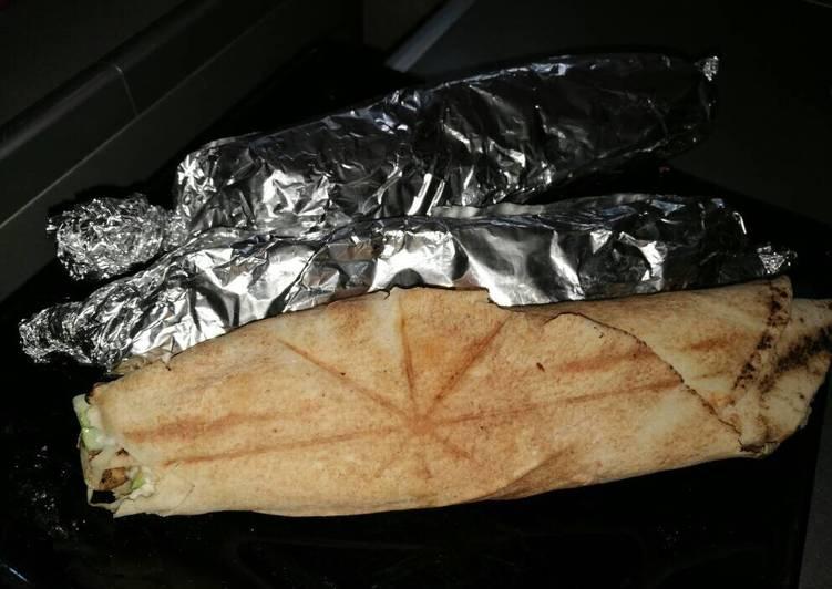 Sassy Shawarma