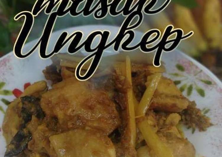 Ayam masak ungkep - velavinkabakery.com