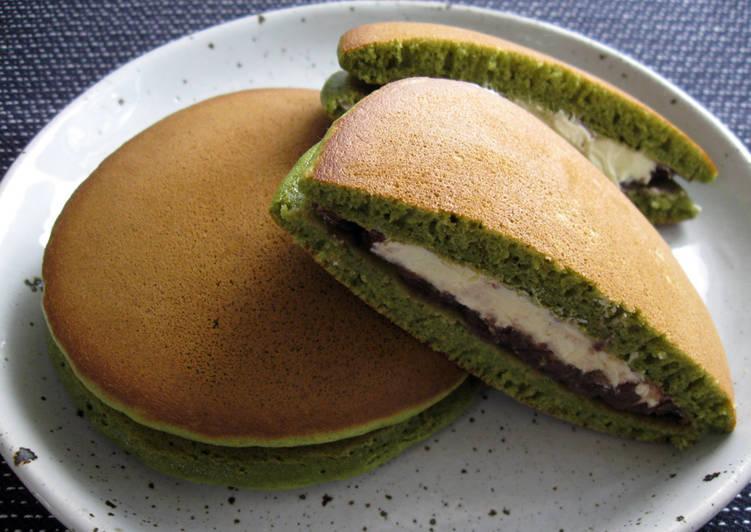 Matcha Dorayaki Recipe By Hiroko Liston Cookpad