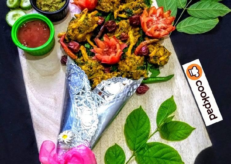 Mix Vegetables Pakora