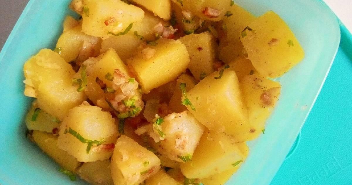 253 Resep Kentang Rebus Untuk Diet Enak Dan Sederhana Cookpad