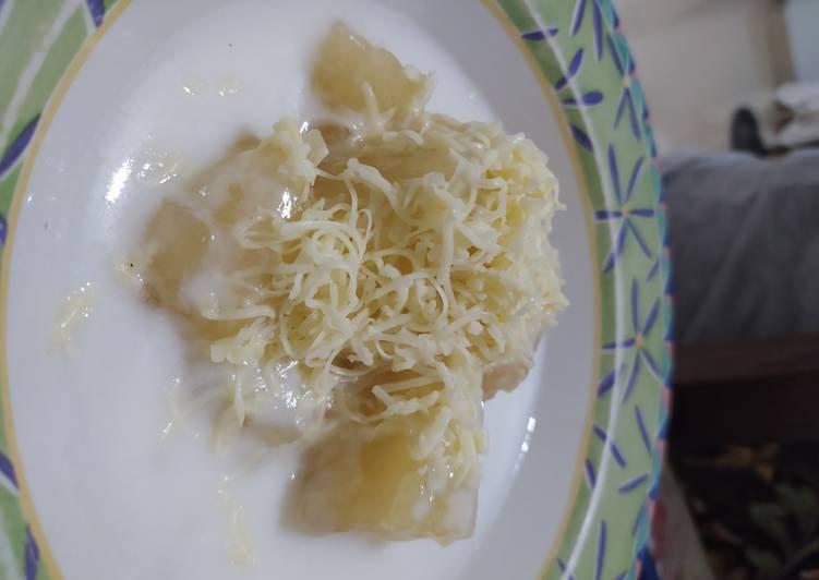 Singkong thailan dessert