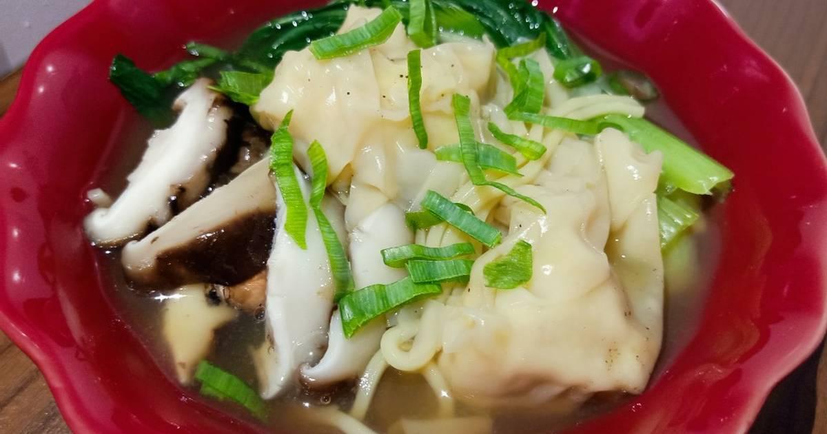 42 Resep Sup Pangsit Jamur Enak Dan Sederhana Ala Rumahan Cookpad