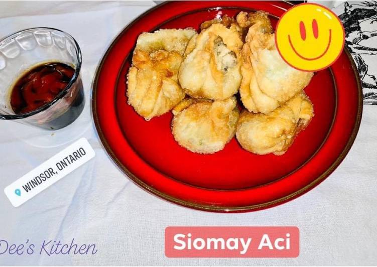 Steps To Make Super Quick Homemade Siomay Aci All Best Recipes