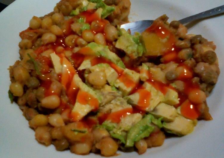 Simple Way to Make Super Quick Homemade Githeri ya Nzuu(pigeon peas)