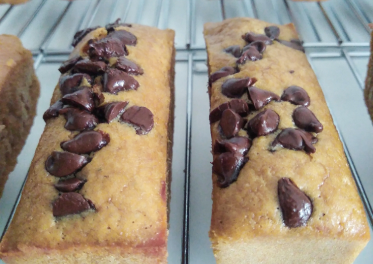 recette Financiers aux pépites de chocolat Le plus simple