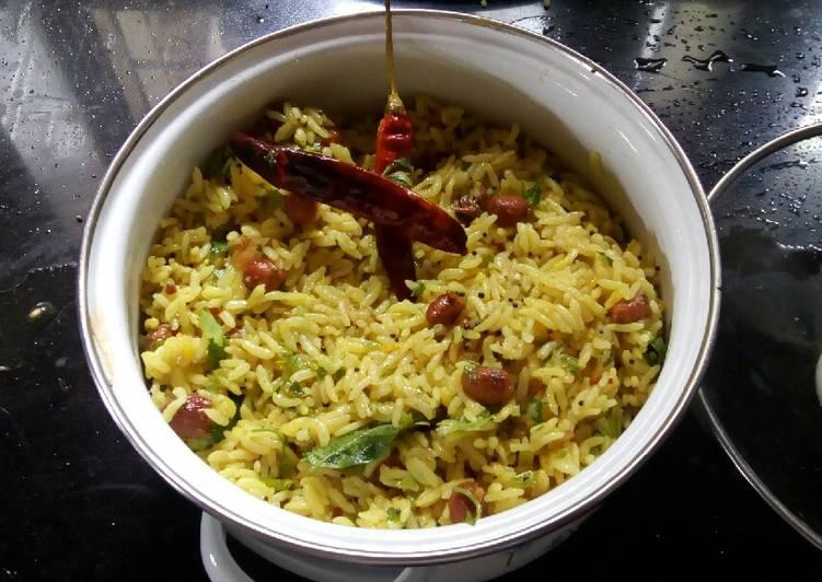 Easiest Way to Prepare Perfect Pulihara / Tamrind Rice