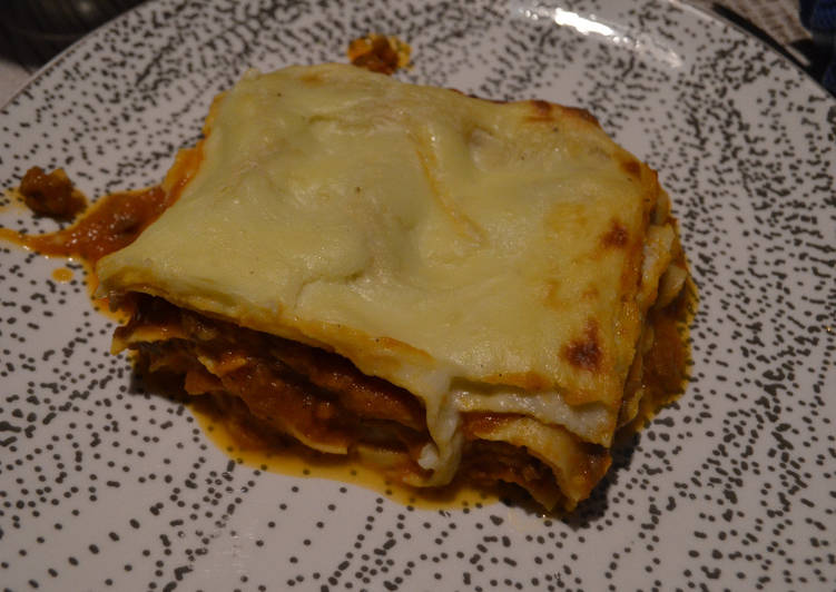 Comment Faire Des Lasagnes à la bolognaise