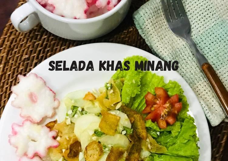 Selada khas Minang