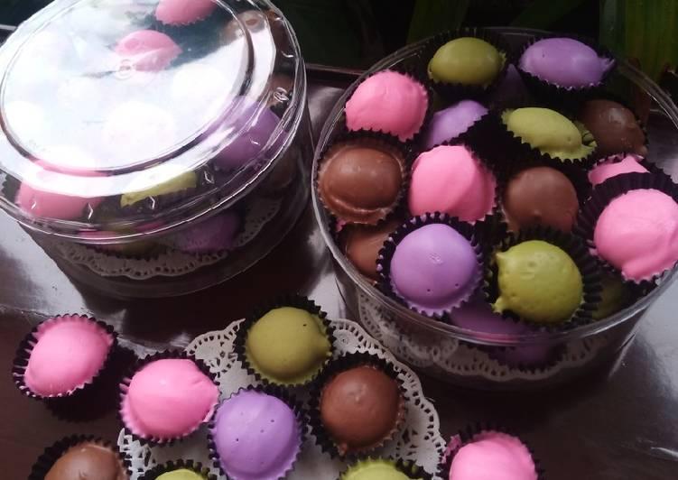 Egg Drops Choco #BikinRamadanBerkesan