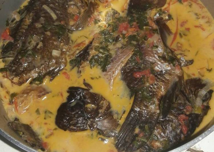 Recipe of Any-night-of-the-week Stewed tilapia