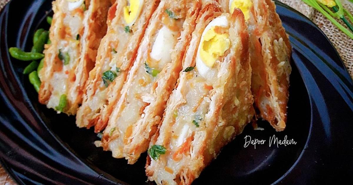 129 Resep Gabin Goreng Isi Sayuran Enak Dan Sederhana Ala Rumahan Cookpad