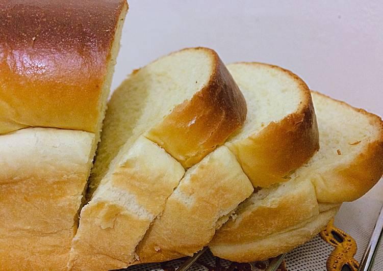 Roti Tawar Poolish