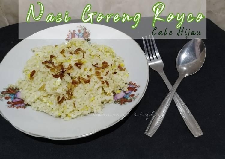 Nasi Goreng Royco Cabe Hijau