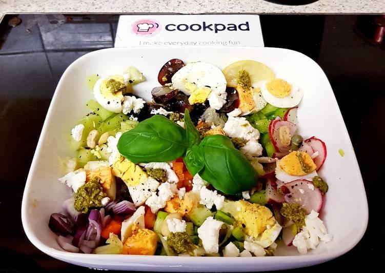 Simple Way to Prepare Most Popular My Sour & Sweet Juicy Salad 😁