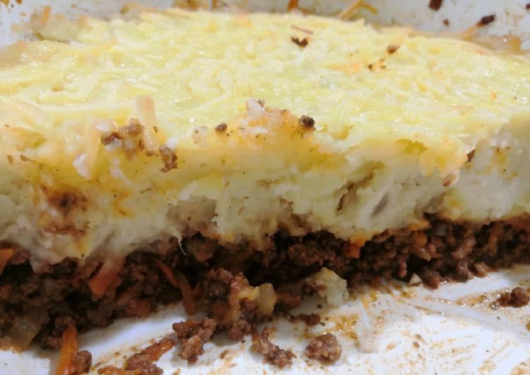 Recipe: Perfect Shepherd's Pie