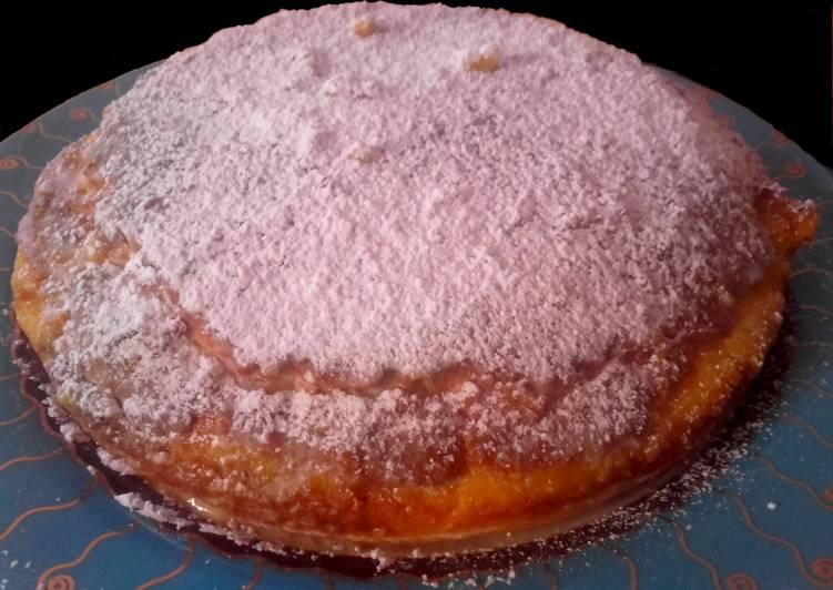 Gâteau yaourt au lemon curd au Cook Expert