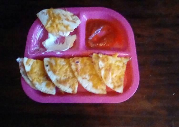 Spinach Chicken Tortilla Bites🍞😋