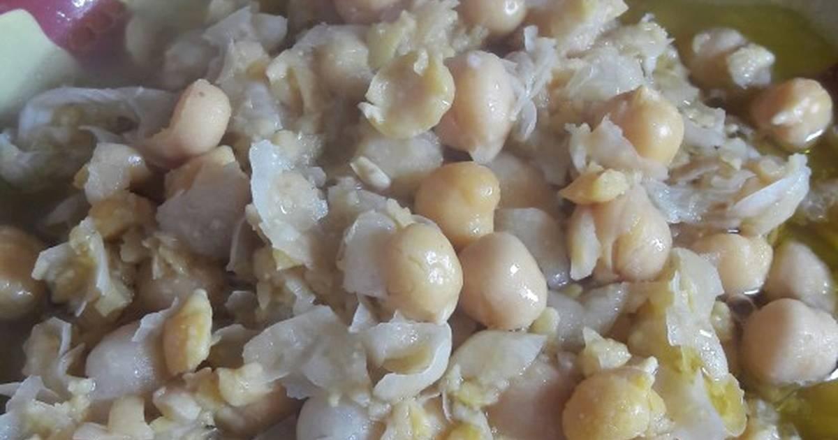 طريقة عمل حمص بليلة 83 وصفة حمص بليلة سهلة وسريعة كوكباد