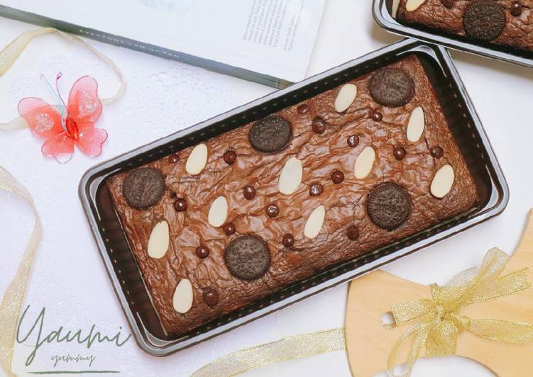 Shiny Crust brownies
