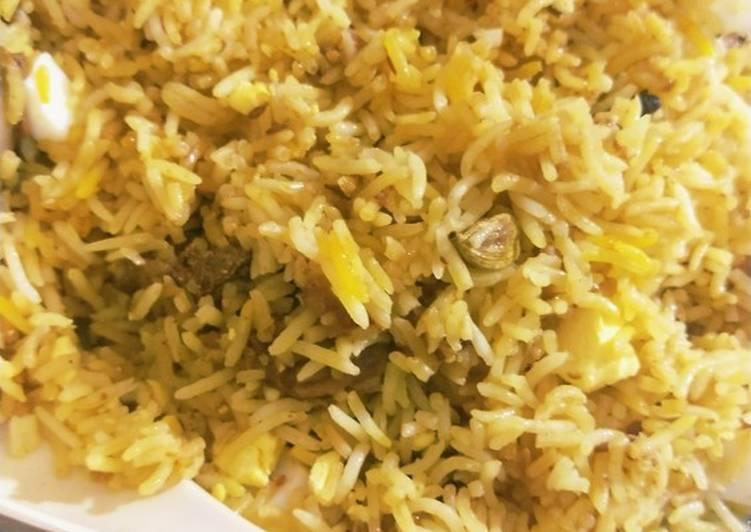 Recipe of Favorite Mutton pulao