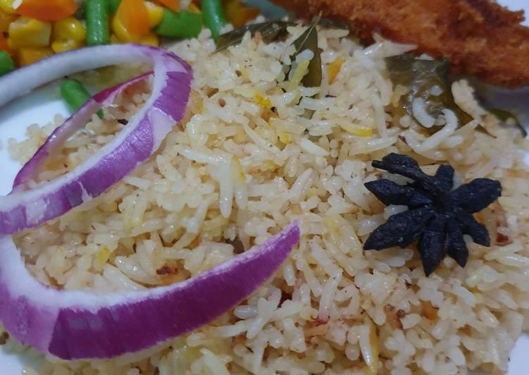 Nasi Biryani Bumbu Suka-suka