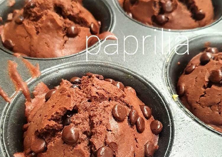 Chocolate Chip Muffin SIMPLE