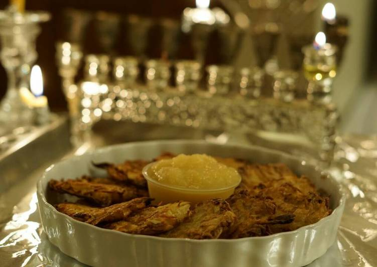 Chanuka Latkes