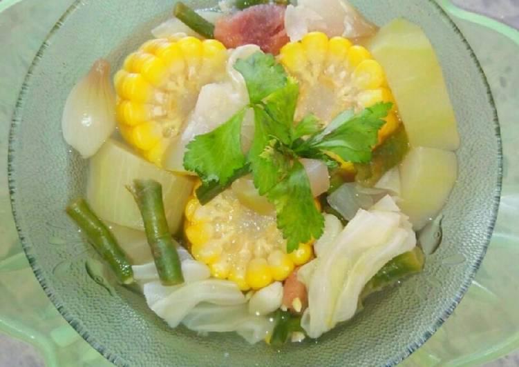 Sayuran Sehat~Sayur Asem
