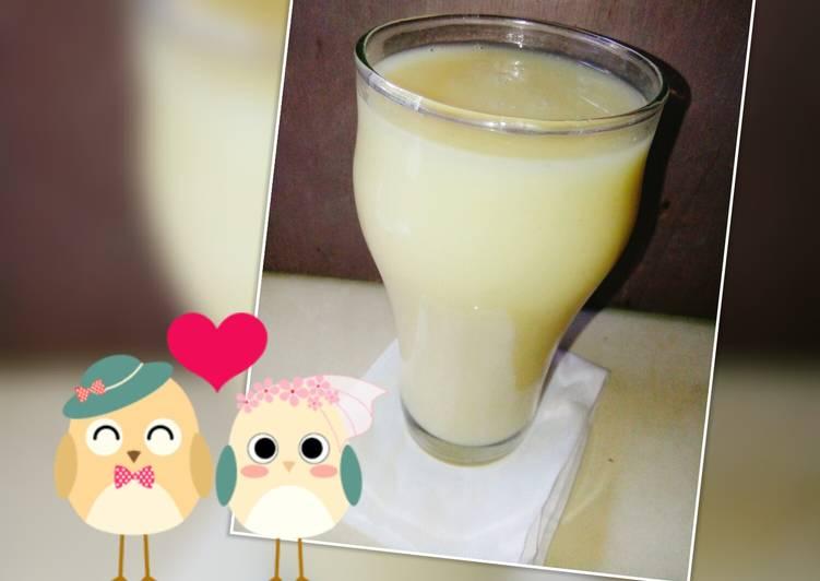 #Minuman hangat jasuke