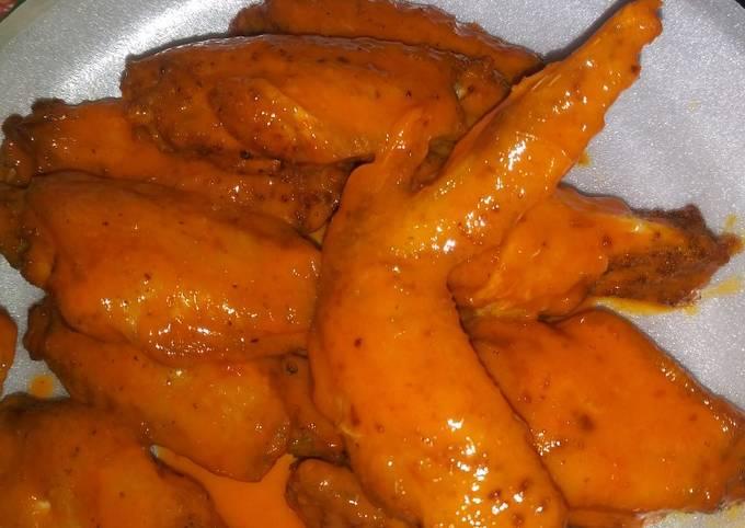 Texas Pete Ranch Buffalo Wings