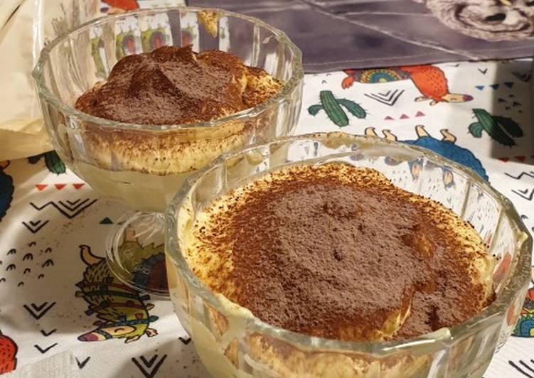 Ricetta Tiramisù in coppa by moulinex companion