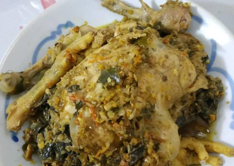 Ayam Betutu Gilimanuk ala mami Dava #Ramadhan #Bukapuasa