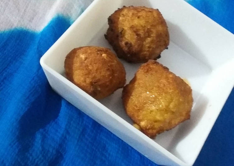Recipe of Perfect Falafel